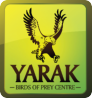 Bird of prey centres and experience | yarakbirdsofprey.co.uk